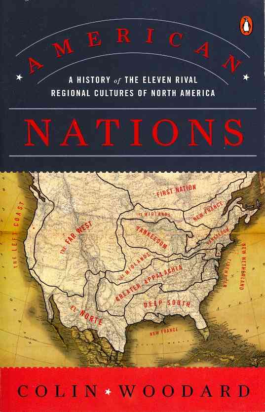 American Nations By Woodard, Colin